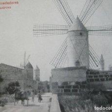 Postales: MANACOR-ALREDEDORES-MOLINO-THOMAS-20-POSTAL ANTIGUA-(71.753). Lote 208836590