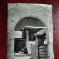 Postales: IBIZA Nº 126 SERIE B SAN AGUSTIN , CASA TIPICA .- FOTO VIÑETS. Lote 209042863