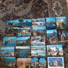 Postales: 21 POSTALES DE IBIZA,. Lote 209253300