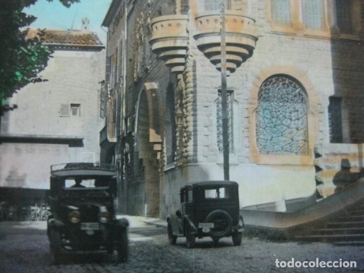 Postales: SOLLER-BANCO DE SOLLER-FOTOGRAFICA-POSTAL ANTIGUA-(72.248) - Foto 2 - 210231685
