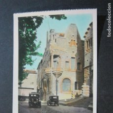 Postales: SOLLER-BANCO DE SOLLER-FOTOGRAFICA-POSTAL ANTIGUA-(72.248). Lote 210231685