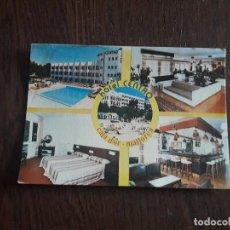 Postales: POSTAL DE PUBLICIDAD DE MALLORCA, HOTEL CENTRO, CALA D'OR.. Lote 277677683