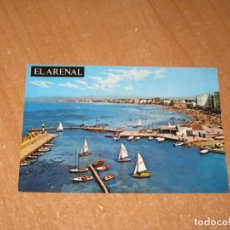 Postales: POSTAL DE EL ARENAL. Lote 210549288