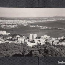 Postales: PALMA DE MALLORCA. VISTA GENERAL DESDE EL CASTILLO DE BELLVER. Lote 210552817