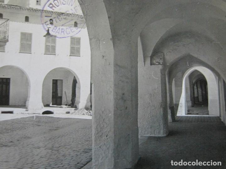 Postales: CIUDADELA-SES VOLTES-ARCHIVO ROISIN-FOTOGRAFICA-POSTAL ANTIGUA-(72.802) - Foto 2 - 211432159