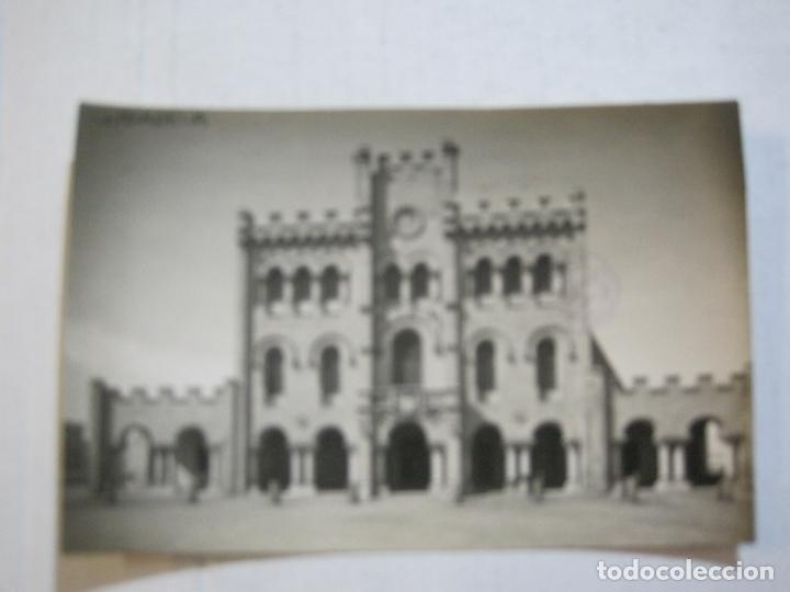 Postales: CIUDADELA-CASAS CONSISTORIALES-ARCHIVO ROISIN-FOTOGRAFICA-POSTAL ANTIGUA-(72.804) - Foto 2 - 211432261