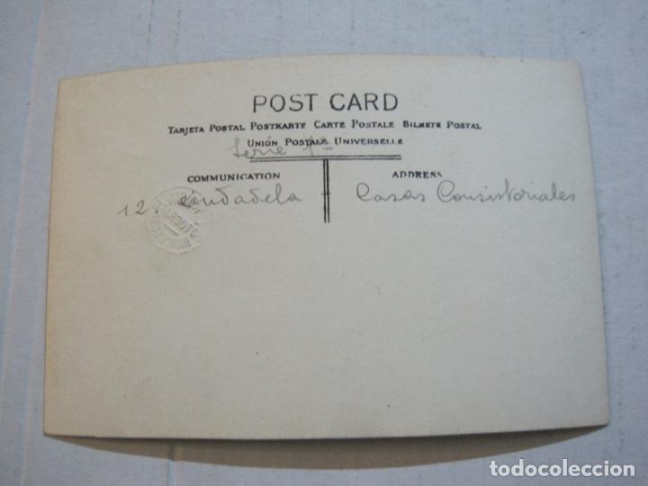 Postales: CIUDADELA-CASAS CONSISTORIALES-ARCHIVO ROISIN-FOTOGRAFICA-POSTAL ANTIGUA-(72.804) - Foto 4 - 211432261