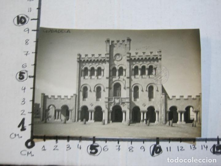 Postales: CIUDADELA-CASAS CONSISTORIALES-ARCHIVO ROISIN-FOTOGRAFICA-POSTAL ANTIGUA-(72.804) - Foto 5 - 211432261