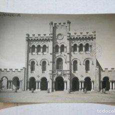 Postales: CIUDADELA-CASAS CONSISTORIALES-ARCHIVO ROISIN-FOTOGRAFICA-POSTAL ANTIGUA-(72.804). Lote 211432261