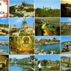 Postales: Nº 15.053 - PALMA DE MALLORCA. CIRCULADA EN 1978. ED. ICARIA.GRAF.. Lote 211636747