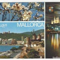 Postales: 2294 - MALLORCA.- PALMA.- VISTA PARCIAL Y CATEDRAL. Lote 211672226