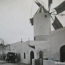 Postales: MENORCA-SAN LUIS-MOLINO-FOTOGRAFICA-POSTAL ANTIGUA-(72.819). Lote 211723741