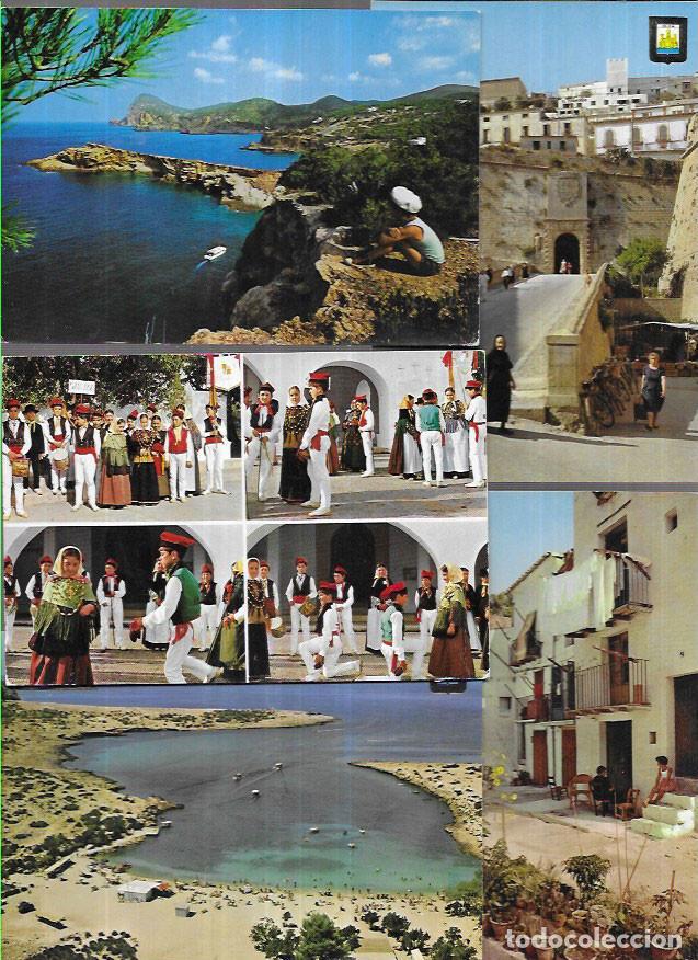 Postales: 65 POSTALES * IBIZA (EIVISSA ) * ( LOTE 19 ) - Foto 2 - 212953996