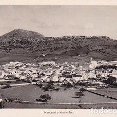 Cartes Postales: MENORCA MERCADEL Y MONTE TORO. ED. ROISIN Nº 7. FOTOGRAFICA SIN CIRCULAR. Lote 213095170