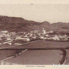 Cartes Postales: MENORCA MERCADAL. ED. J. PONS. CIRCULADA. Lote 213095533
