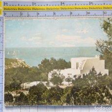 Postales: POSTAL DE IBIZA. AÑOS 50 60. BUNGALOWS EUROTERRA. 1291. Lote 213245898