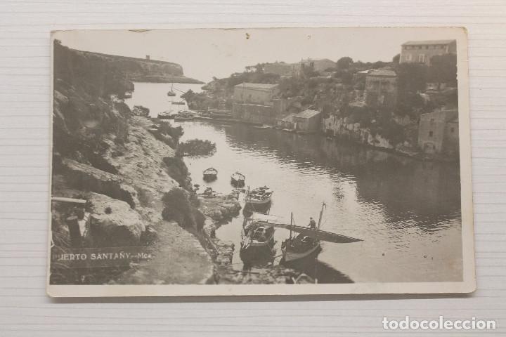 POSTAL PUERTO SANTAÑY, MALLORCA, INFONAL (Postales - España - Baleares Moderna (desde 1.940))