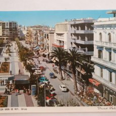 Cartes Postales: EIVISSA / IBIZA - PASSEIG VARA DE REY - LMX - IB5. Lote 213899892