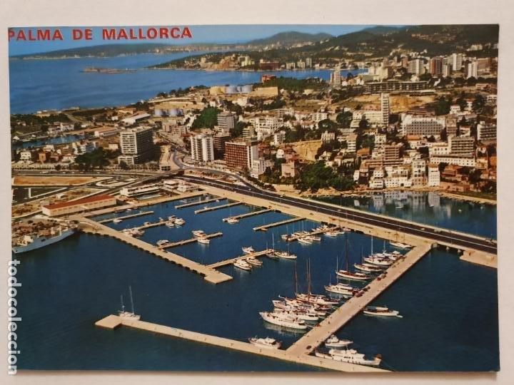 MALLORCA - PALMA - VISTA PARCIAL AÉREA - MLL1 (Postales - España - Baleares Moderna (desde 1.940))