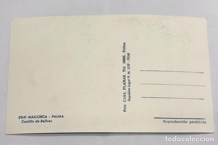 Postales: Postal Palma de Mallorca núm. 2041 Castillo de Bellver - Foto 2 - 215478717