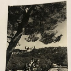 Postales: POSTAL PALMA DE MALLORCA NÚM. 2041 CASTILLO DE BELLVER. Lote 215478717