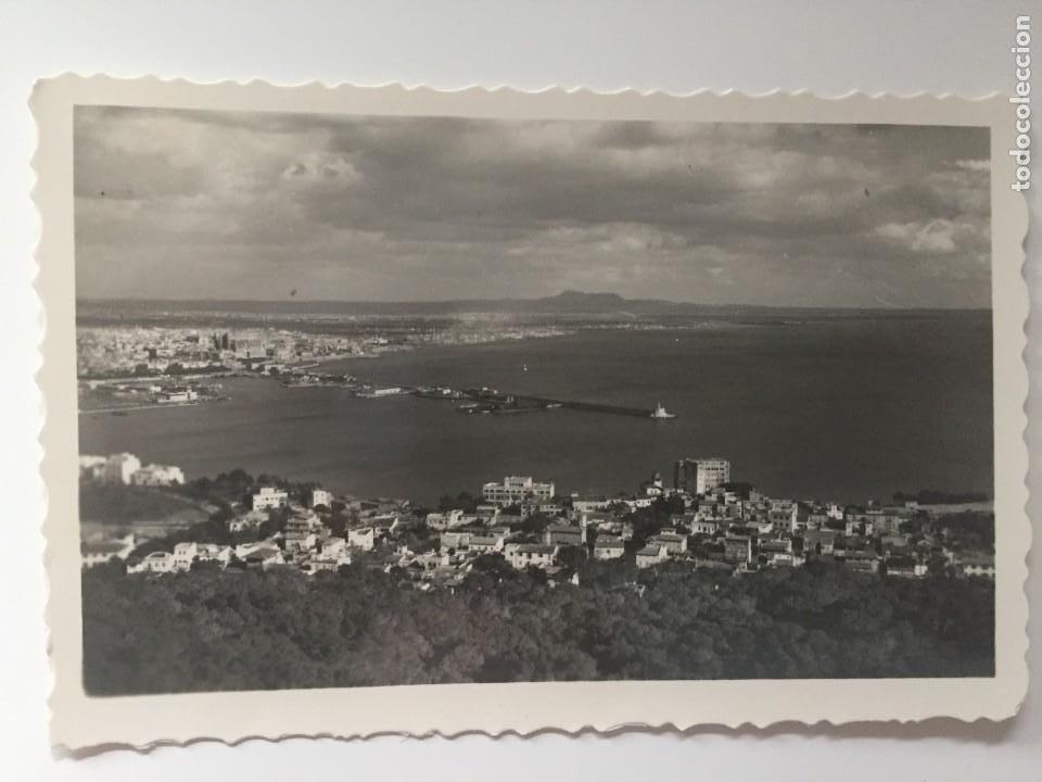 PALMA DE MALLORCA - VISTA GENERAL DESDE BELLVER - Nº 30 ED. ARRIBAS (Postales - España - Baleares Moderna (desde 1.940))