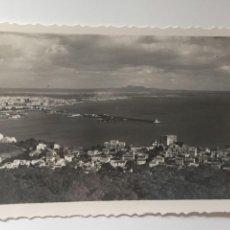Postales: PALMA DE MALLORCA - VISTA GENERAL DESDE BELLVER - Nº 30 ED. ARRIBAS. Lote 215548051