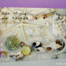 Postales: POSTAL ALICANTE SAN MIGUEL DE SALINAS. Lote 215689648