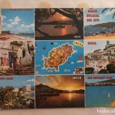 Postales: POSTAL CIRCULADA IBIZA COFIBA Nº 1042. Lote 215850542