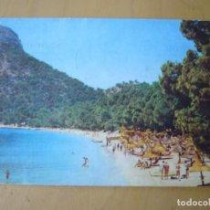 Postales: FORMENTOR (MALLORCA) - PLAYA (ESCRITA Y CIRCULADA). Lote 215886716