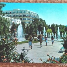 Cartes Postales: SAN ANTONIO ABAD - IBIZA - JARDINES MUNICIPALES. Lote 216647238
