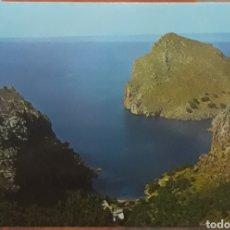 Postales: POSTAL N°2504 LA CALOBRA MALLORCA VISTA AÉREA. Lote 216764397
