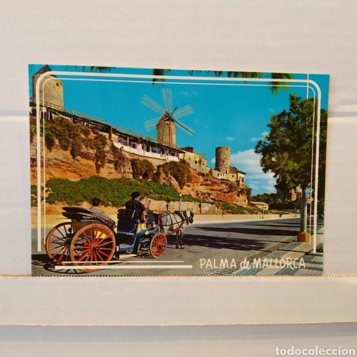 Postales: Gran lote de 15 postales de Malorca - Foto 4 - 216790251