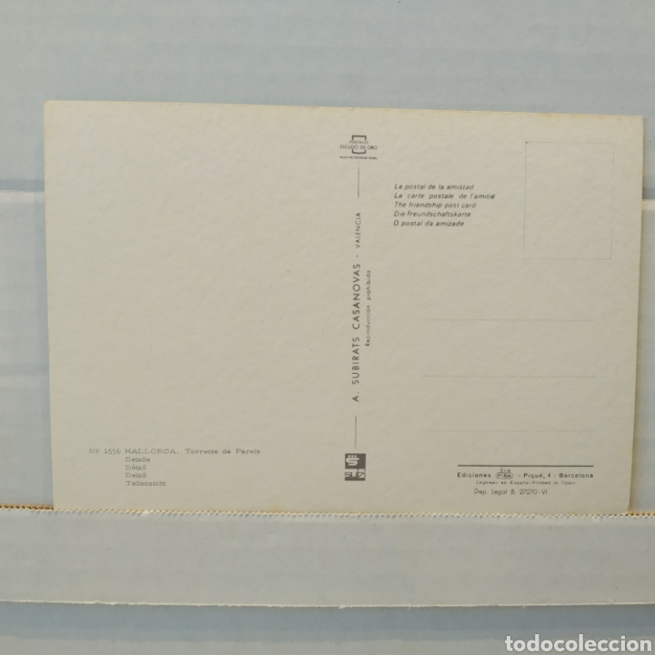 Postales: Gran lote de 15 postales de Malorca - Foto 13 - 216790251