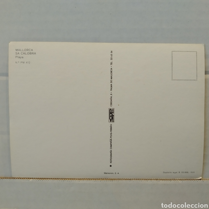 Postales: Gran lote de 15 postales de Malorca - Foto 17 - 216790251
