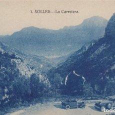 Postales: LOTE DE 5 POSTALES DE MALLORCA DE PRINCIPIOS DE 1900. Lote 217923257