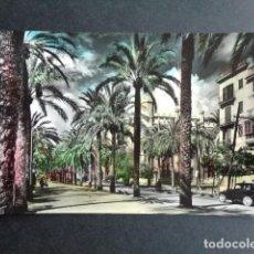 Postales: POSTAL MALLORCA. PALMA. PASEO DE SAGRERA. FOTO CASA PLANAS.. Lote 217997183
