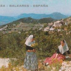 Postales: (141) GALILEA. MALLORCA. ESTRIBACIONES DEL ESCLOP ... SIN CIRCULAR. Lote 218047445