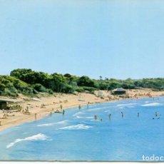 Postales: IBIZA-PLAYA DE SES SALINAS- AÑO 1971. Lote 218691101