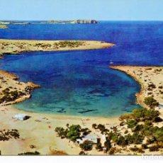 Postales: IBIZA-PLAYA-PORT DES TORRENT- AÑO 1978. Lote 218691900