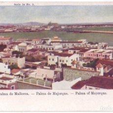 Postales: PALMA DE MALLORCA. COLECCIÓN REGIONAL. SIN DIVIDIR. NO CIRCULADA (ANTERIOR A 1905). Lote 218999732