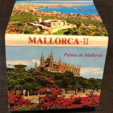 Postales: DESPLEGABLE DE 22 POSTALES (10X7CM APROX.) DE MALLORCA II. Lote 219149145