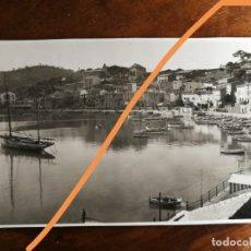 Cartes Postales: ANTIGUA FOTOGRAFÍA POSTAL. PUERTO DE SÓLLER. MALLORCA. AÑO 1948.. Lote 219509262