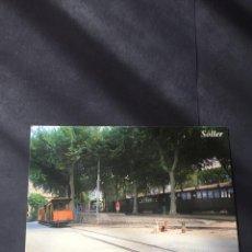 Postais: POSTAL DE SOLLER - BONITAS VISTAS - LA DE LA FOTO VER TODAS MIS POSTALES. Lote 219978536