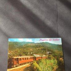Postais: POSTAL DE MALLORCA - SOLLER - BONITAS VISTAS - LA DE LA FOTO VER TODAS MIS POSTALES. Lote 219979925