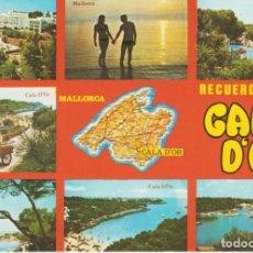 Postais: (1345) CALA D'OR. MALLORCA. Lote 220994742