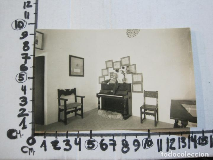Postales: MALLORCA-VALLDEMOSA-CELDA CHOPIN Y GEORGE SAND-FOTO PLASENCIA-POSTAL ANTIGUA-(74.746) - Foto 4 - 221138071