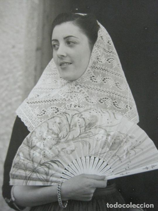 MALLORCA-VALLDEMOSA-PAYESA-FOTO PLASENCIA-POSTAL ANTIGUA-(74.747) (Postales - España - Baleares Antigua (hasta 1939))