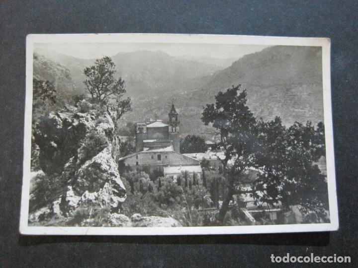 Postales: MALLORCA-VALLDEMOSA-ALREDEDORES DE LA CARTUJA-FOTOGRAFICA-POSTAL ANTIGUA-(74.748) - Foto 2 - 221138460