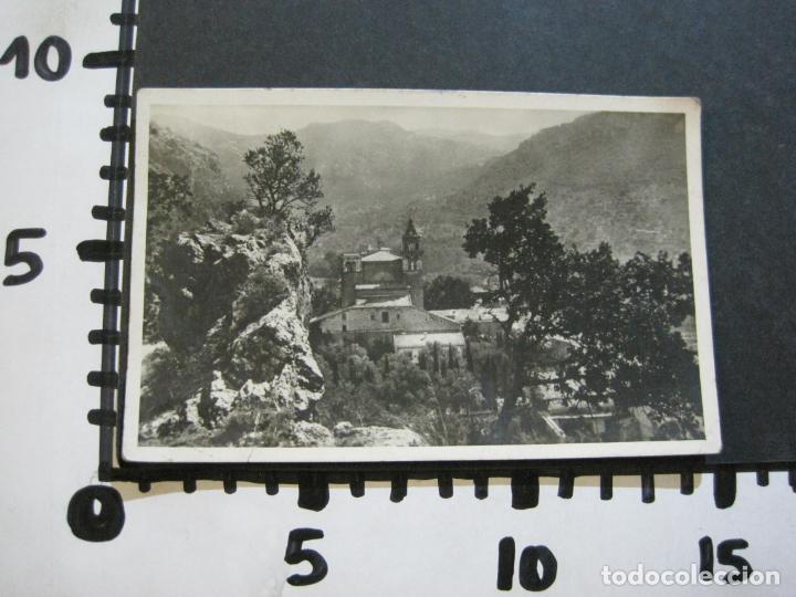 Postales: MALLORCA-VALLDEMOSA-ALREDEDORES DE LA CARTUJA-FOTOGRAFICA-POSTAL ANTIGUA-(74.748) - Foto 5 - 221138460